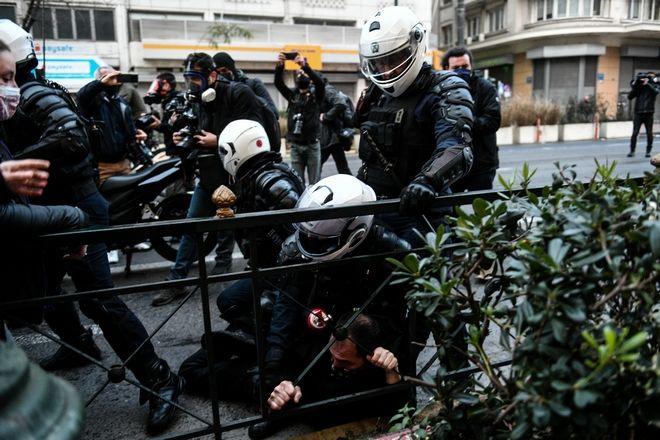 Αστυνομική καταστολή