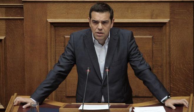 Τσίπρας: 'Η Τουρκία δεν είχε πρόθεση να δεσμευτεί για λύση στο Κυπριακό'