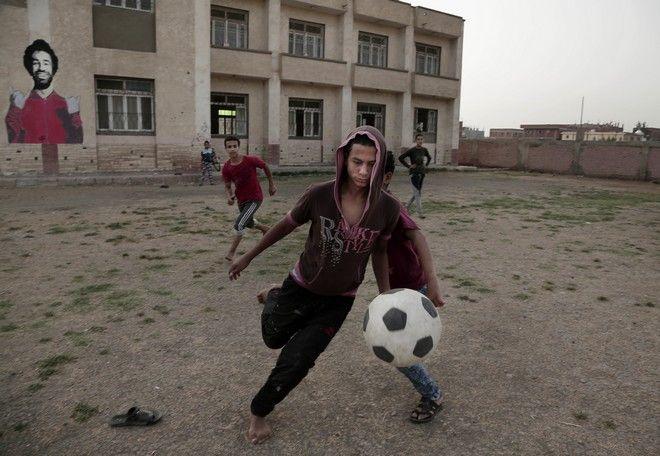 (AP Photo/Nariman El-Mofty)