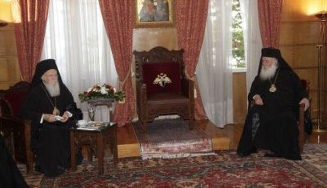 Η προεδρία της Ελλάδος είναι μία ιστορική στιγμή, αναφέρει ο οικουμενικός πατριάρχης