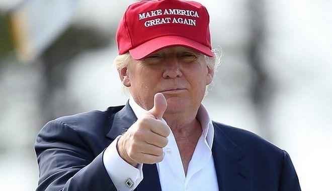 Ντόναλντ Τραμπ: Ο μη παραγωγικός ναρκισσιστής
