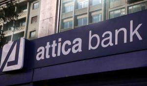 Επαφές στο εξωτερικό με ξένους επενδυτές δρομολογεί η διοίκηση της Attica Bank