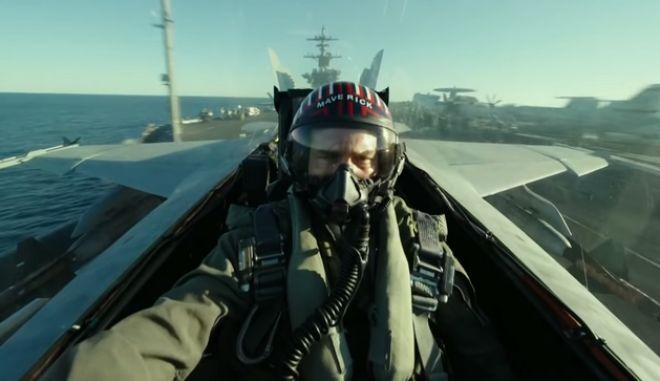 Top Gun: Ο Maverick επιστρέφει - Το νέο τρέιλερ της ταινίας είναι γεγονός