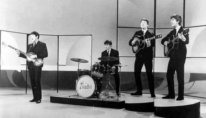 Οι Beatles το 1963