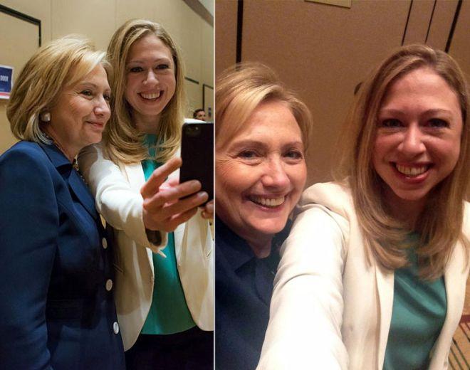 Selfie και όποιος αντέξει. Από τον Ομπάμα στην Καρντάσιαν