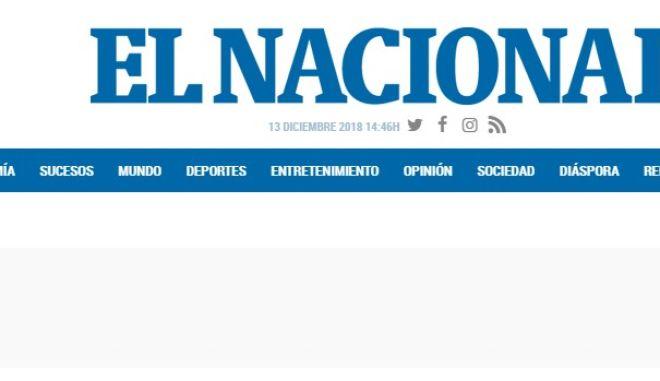 Βενεζουέλα: Εκλεισε εφημερίδα λόγω ...έλλειψης χαρτιού