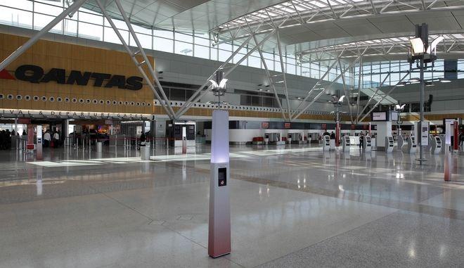 Εκκενώθηκε τερματικός σταθμός του αεροδρομίου στο Σίντνεϊ - Φωτογραφία αρχείου
