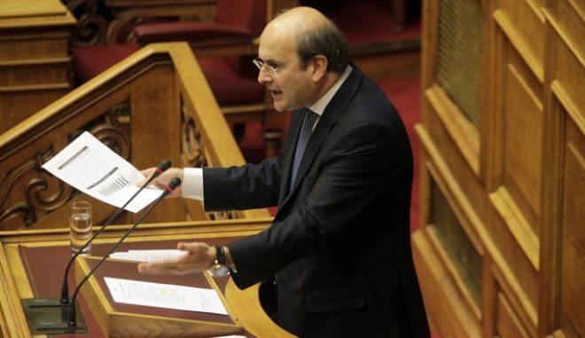 Χατζηδάκης: Να αποσυρθεί η 13η σύνταξη μέχρι να πάρει έγκριση των δανειστών