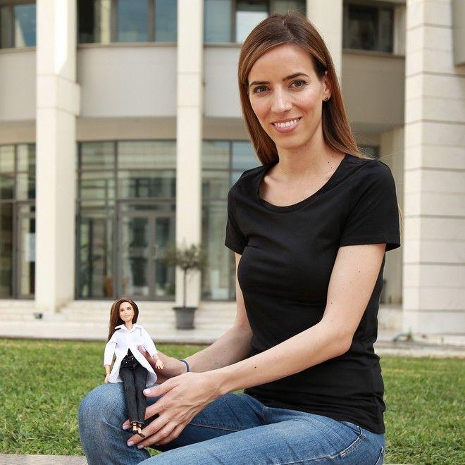 Ελένη Αντωνιάδου: Πώς επιλέχθηκε για Barbie - Τι αναφέρει η Mattel