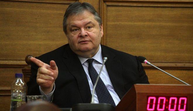Συνεδρίαση της Κοινοβουλευτικής Ομάδας του ΠΑΣΟΚ την Παρασκευή 9 Μαΐου 2014. (EUROKINISSI/ΑΛΕΞΑΝΔΡΟΣ ΖΩΝΤΑΝΟΣ)