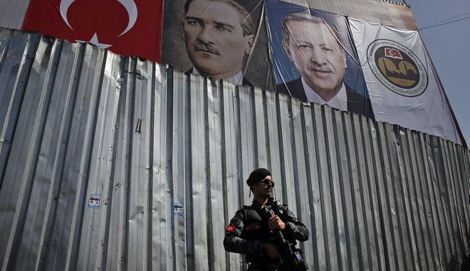 Αστυνομία στην Τουρκία