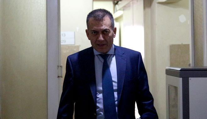 O υπουργός Εργασίας Γιάννης Βρούτσης