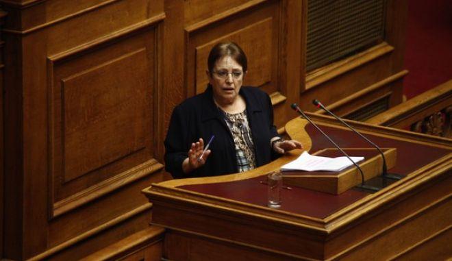 ΑΘΗΝΑ-ΒΟΥΛΗ-Συζήτηση νομοσχέδιο για τον ενιαίο φόρο ιδιοκτησίας ακινήτων.(EUROKINISSI-ΓΙΩΡΓΟΣ ΚΟΝΤΑΡΙΝΗΣ)
