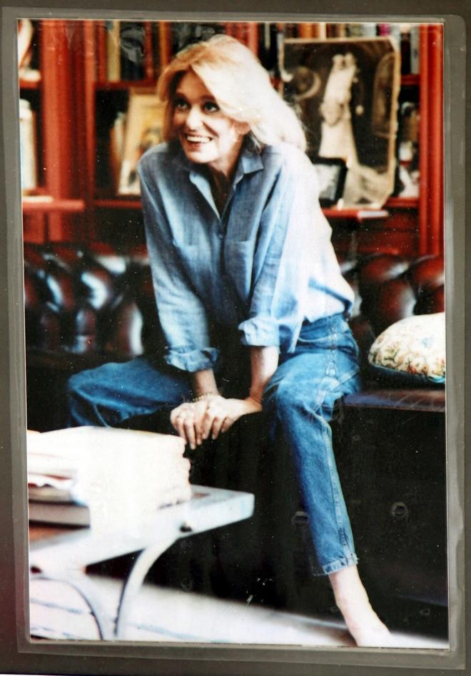 Η Μελίνα Μερκούρη