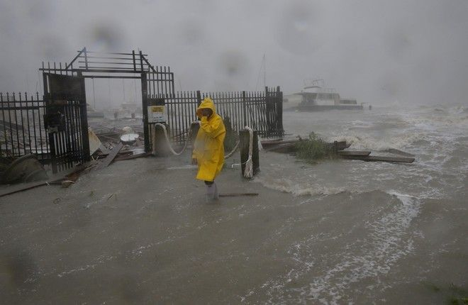 Ο κυκλώνας Χάνα