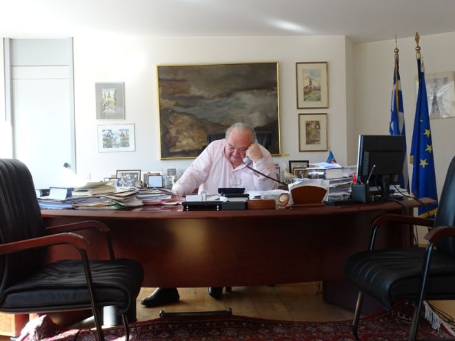 Λ. Ρακιντζής: Τη διαφθορά στην Ελλάδα δεν μπορεί να τη νικήσει ούτε ο Χριστός