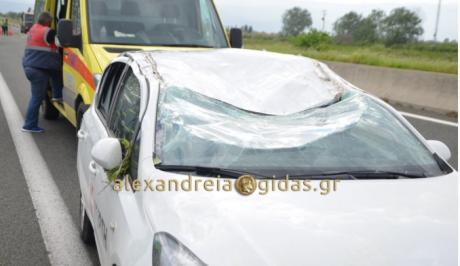 Εγνατία οδός: Εικόνες και βίντεο από το τραγικό δυστύχημα