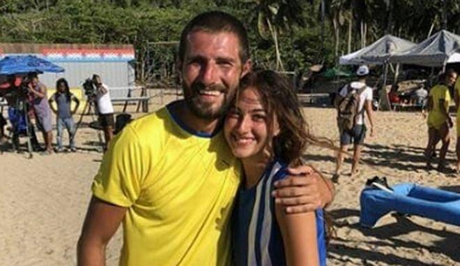 "Survivor: Η ελληνική ομάδα έχασε από τη Ρουμανία αλλά η Ροδάνθη κέρδισε στον ""έρωτα"""