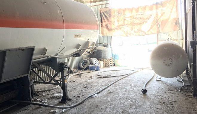 Έφερναν χημικά από την Βουλγαρία για συστηματική νόθευση καυσίμων