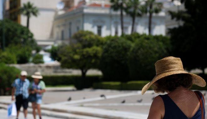 Καλοκαίρι στην Αθήνα