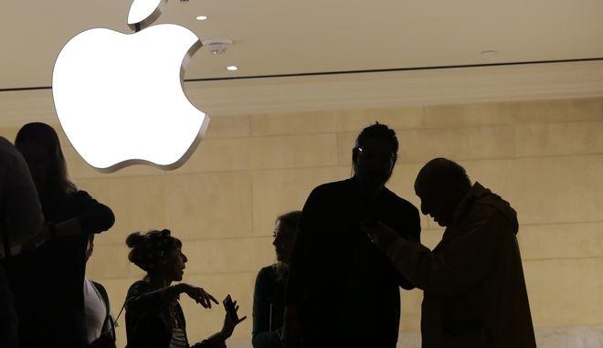 Σε Apple store στη Νέα Υόρκη