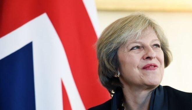 Brexit Deals: Μετά τον Τραμπ, η Μέι βλέπει Ερντογάν