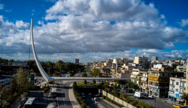 Πεζογέφυρα Κατεχάκη