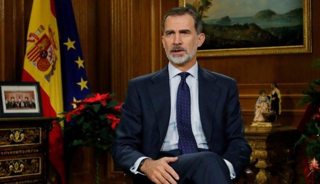 Ισπανία: Σε καραντίνα ο βασιλιάς Φελίπε, μετά από επαφή με κρούσμα