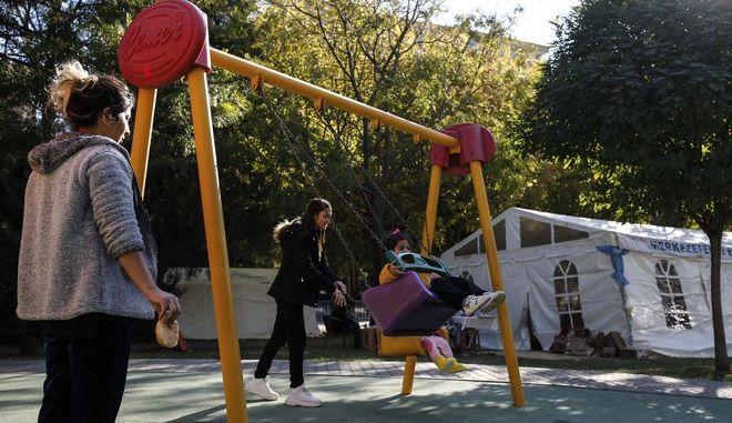 Παιδιά στην Τουρκία