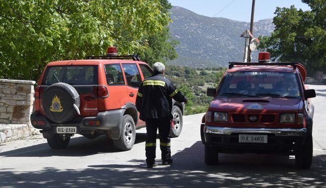 Πυροσβεστική Υπηρεσία, Αρχείο
