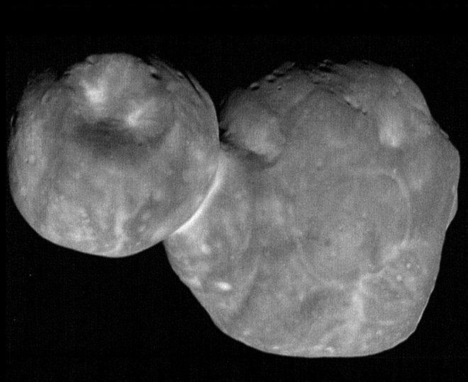 NASA: Αυτές είναι οι νέες φωτογραφίες που έστειλε το New Horizons από την Έσχατη Θούλη