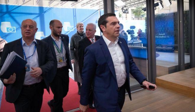 Συμμετοχή του Πρωθυπουργού, Αλέξη Τσίπρα στην Σύνοδο του Ευρωπαϊκού Συμβουλίου στις Βρυξέλλες