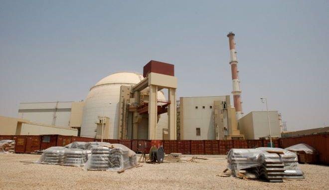 Ο πυρηνικός σταθμός Μπουσέρ