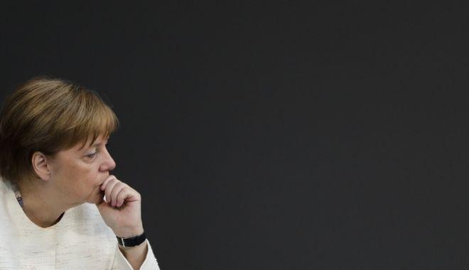 Η Άνγκελα Μέρκελ