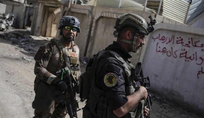 Δυνάμεις ασφαλείας στο Ιράκ