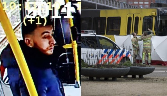 Ολλανδία: Παρατείνεται για δύο εβδομάδες η κράτηση του μακελάρη στην Ουτρέχτη