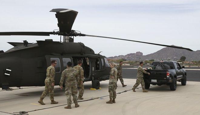 Ελικόπτερο του ΝΑΤΟ