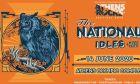 Athens Rocks: National και Idles έρχονται στο ΟΑΚΑ