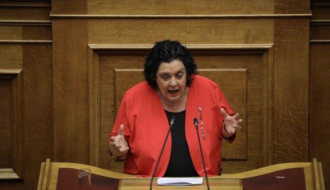 Λιάνα Κανέλλη για Χρυσή Αυγή: Υπάρχει σιωπηρή συνενοχή που μετρήθηκε σε 450.000