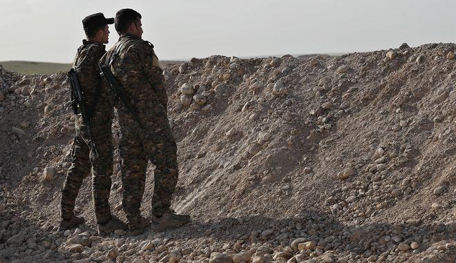 Σύριοι στρατιώτες