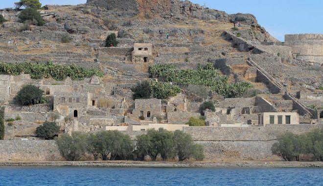 Το νησί της Σπιναλόγκας
