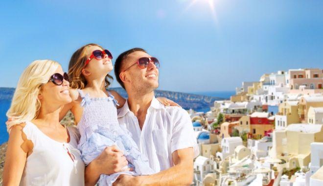 Διακοπές στα ελληνικά νησιά