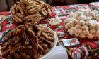 Μελομακάρονα και κουραμπιέδες (ΦΩΤΟ Αρχείου)