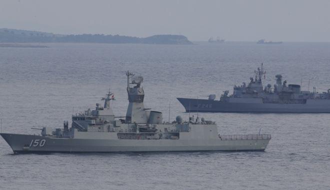 Τουρκικά σκάφη