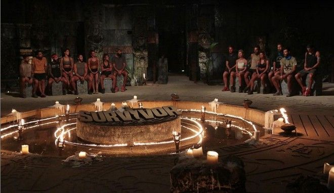 Survivor 4: Οι δύο ομάδες στο Συμβούλιο του νησιού