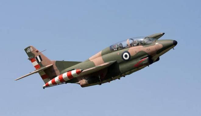 Κατέπεσε αεροσκάφος της Πολεμικής Αεροπορίας - Σώοι οι πιλότοι