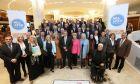 Πενήντα τέσσερις υποψηφίους περιφερειακούς συμβούλους παρουσίασε ο Πατούλης