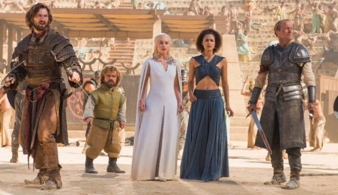 Στο Game of Thrones το βραβείο Emmy καλύτερης δραματικής σειράς