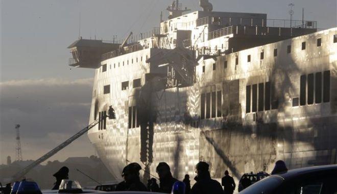Αποζημιώσεις εκατοντάδων εκατομμυρίων ευρώ για το Norman Atlantic