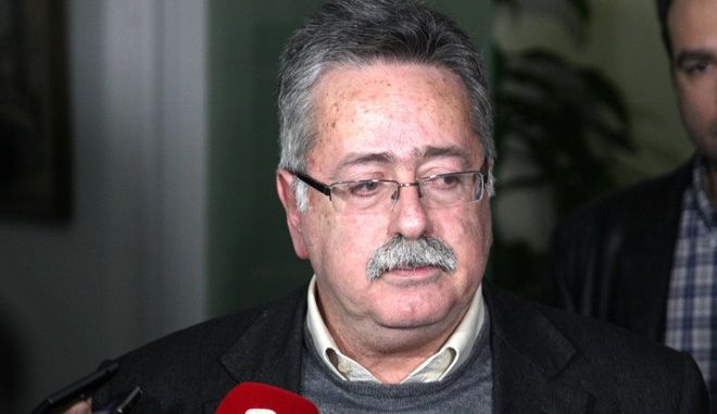 O πρόεδρος του Πανελληνίου Φαρμακευτικού Συλλόγου, Κυριάκος Θεοδοσιάδης